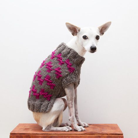Dogstooth Sweater — WARE of the DOG