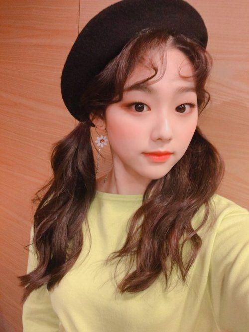 Naverpost Coming Of Age Day Kang Mina 20 Years Old Mina Collection Zip Mina Ioi Kpop Girls