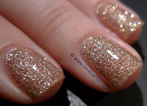 China Glaze - Champagne Kisses Nail Polish China Glaze Nail Lacquers #chinaglaze #OPI @opulentnails over 12,000 pins