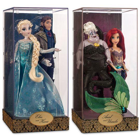 All Those Disney Dolls