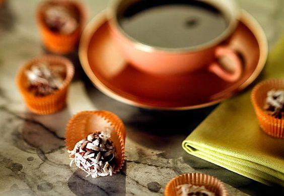 Celebrating Tu BiSh'vat: Chocolate Apricot Balls