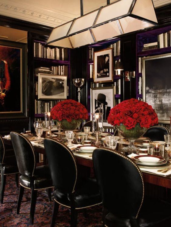 Pinterest the world s catalog of ideas for Ralph lauren dining room ideas