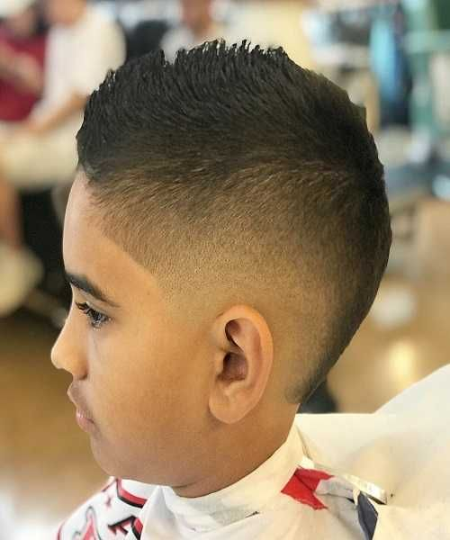 42+ Mohawk style for kids information
