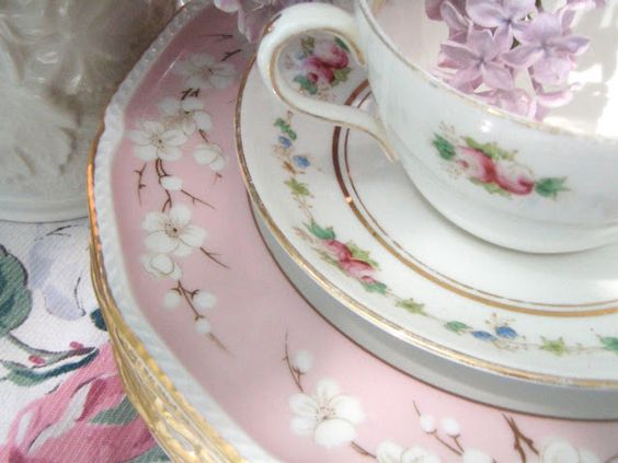 Love that china!