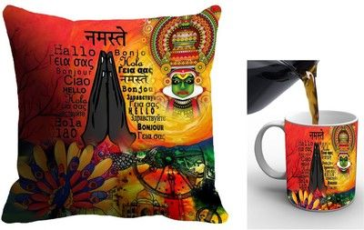 Me Sleep Digital Cushions Cover Pack Of 1 Cushion Covers on Shimply.com