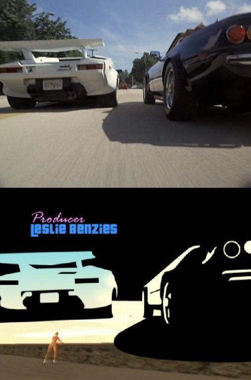 Miami Vice Vice City Comparison Jpg Grand Theft Auto Miami Vice