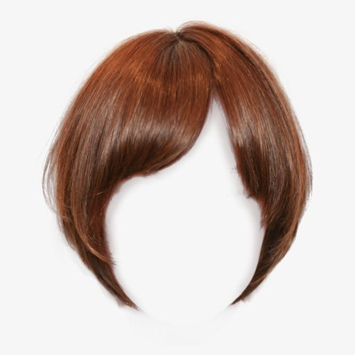 Pull Short Hair Wig Material Free Wig Short Hair Material Png Transparent Clipart Image And Psd File For Free Download Short Hair Wigs Short Hair Styles Wig Hairstyles