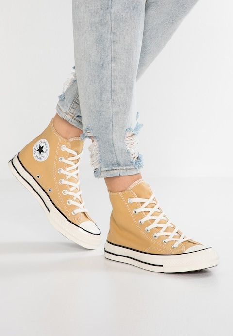 CHUCK 70 - High-top trainers - club gold/egret/black ...