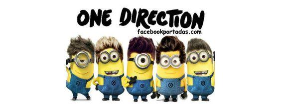minions | One direction Minions