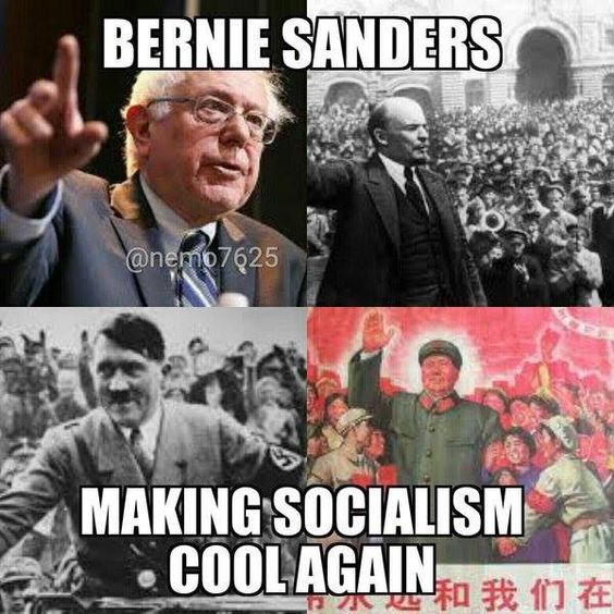 Socialism Doesn't Change: