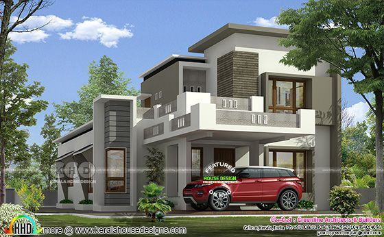 Low Budget 1500 Sq Ft 20 Lakhs Home Kerala House Design Modern House Plans House Styles
