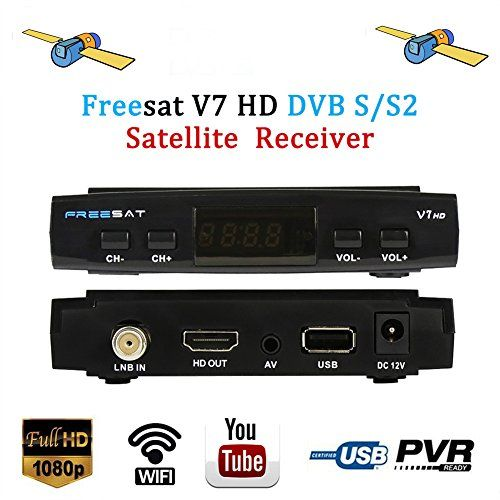 Top 10 Full Hd Satellite Receivers Of 2020