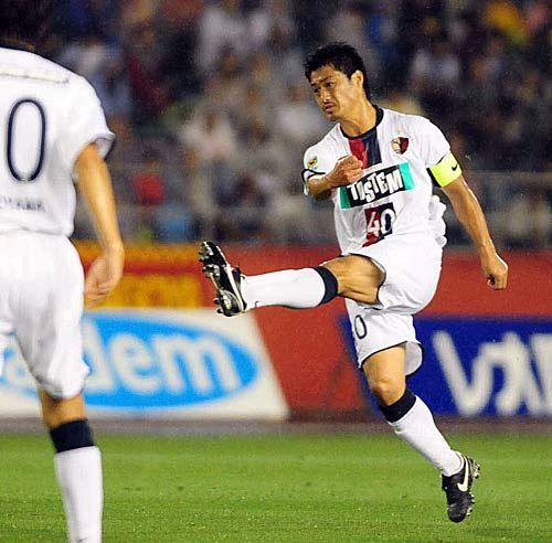 Mitsuo Ogasawara 2008
