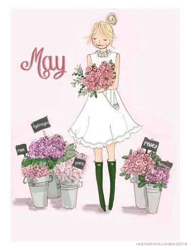 HAPPY MAY  everyone  92d084f5b8d41f8c001638a8907c15ec