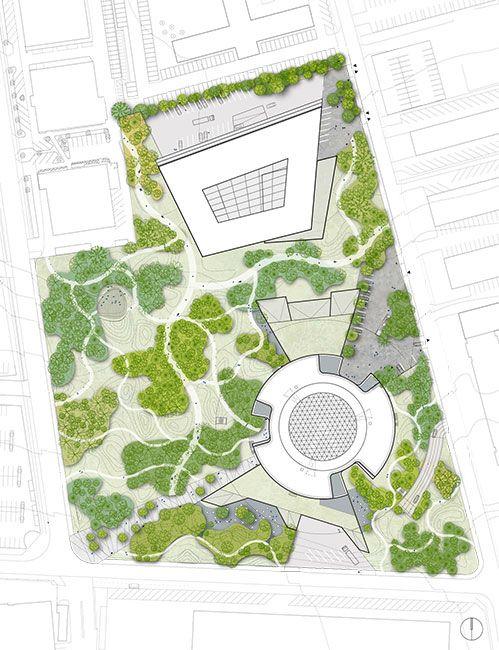 novo nordisk nature park sla architects 14 landscape architecture