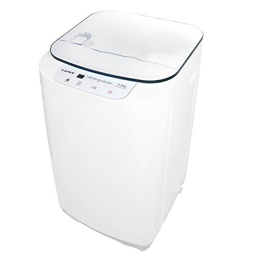 Kapas Kps35 735h2 Compact Washing Machine Fully Automatic 2 In 1 Washer And Dryer Machin Compact Washing Machine Portable Washing Machine Washer Dryer Machine