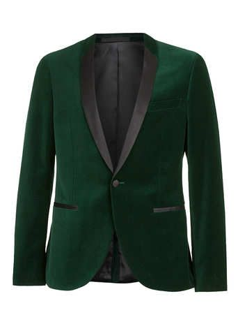 Green Velvet Shawl Blazer | My Style | Pinterest | Coats, Green ...