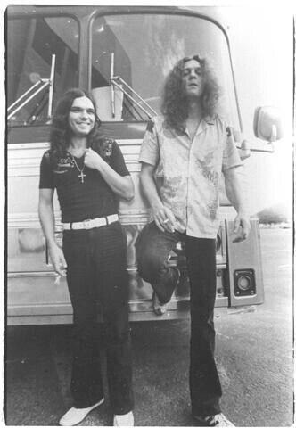Gary Rossington & Allen Collins   Lynyrd Skynyrd