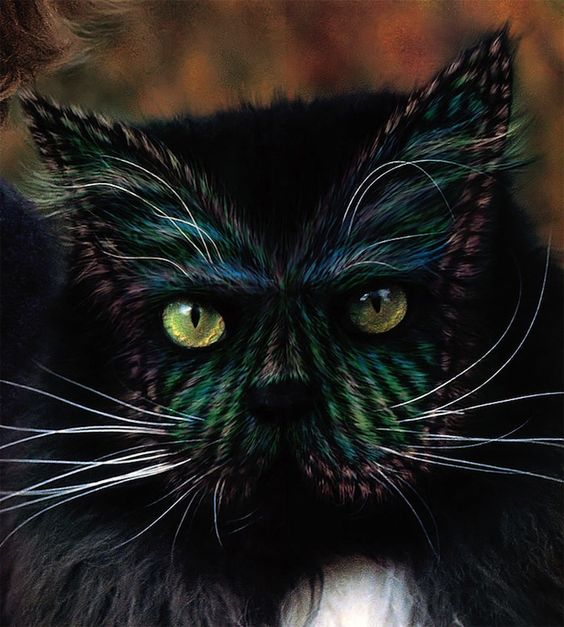 A Satirical Look at the Controversial Art of Painting Cats - My Modern Metropolis