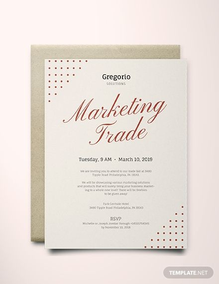 Formal Event Invitation Template Word Doc Psd Indesign Apple Mac Pages Publisher Illustrator Invitation Templates Word Business Events Invitation Dinner Invitation Template