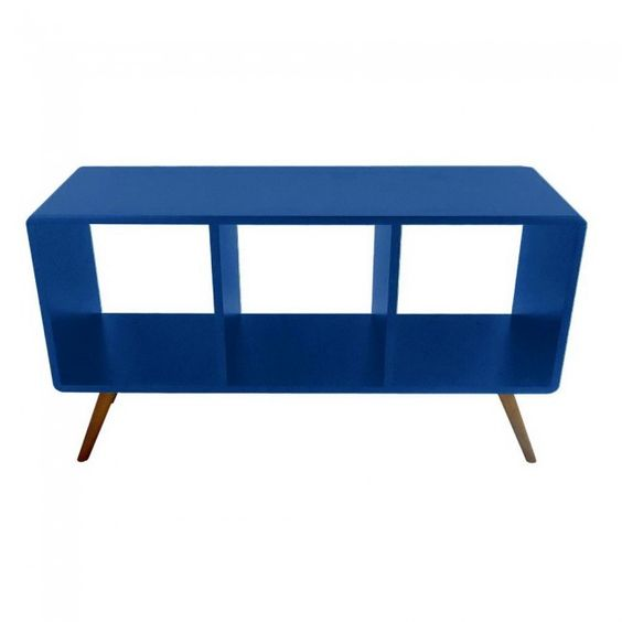 Estante Horizontal Azul Cobalto - R$ 647,00