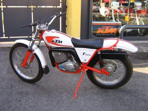 ktm 325 trial 1978 | motos trial clasicas | pinterest | trial bike