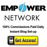 Let Empower Network help you take your income to another level quickly!! Go from making $0.00 to making what you desire to make faster than ever.