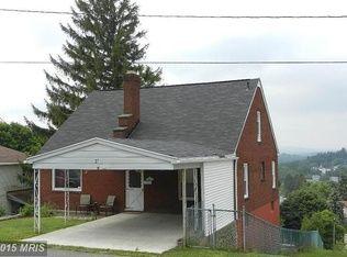 37 Mount Pleasant St, Frostburg, MD 21532 | Zillow