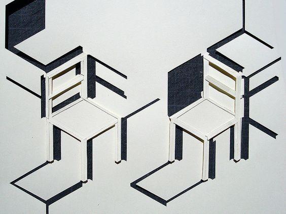 chairs – um álbum no Flickr