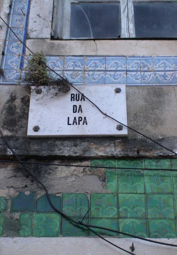 Rua da Lapa - Lisboa « 1