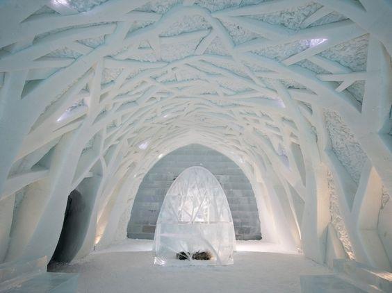 Jukkasjärvi, Sweden - National Geographic Daily Travel Photo