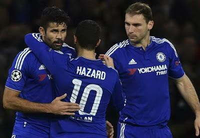 camisetaliga2016: Champions League – Chelsea VS Porto [ 9 Diciembre ...