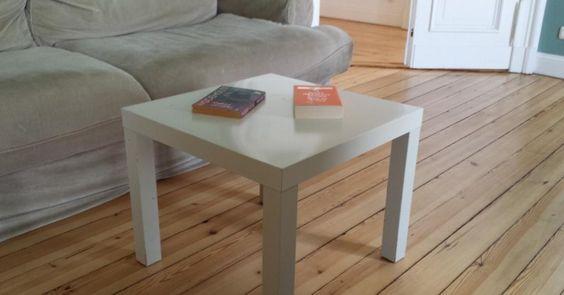 Diesen Billigen Langweiligen Tisch Findet Man Fast Uberall Ikea Tisch Ikea Ideen Tisch