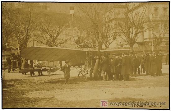 Meeting de aviación (2-Enero-1913).
