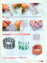 como fazer pulseiras - Pesquisa Google