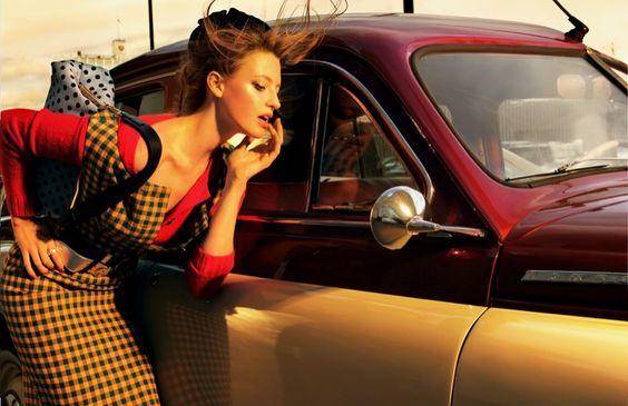 editorial de moda vintage - Pesquisa Google
