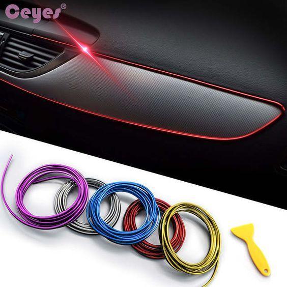 Ceyes 5 M Auto Dichtung Zubehor Styling Innen Aussen Dekoration Tur