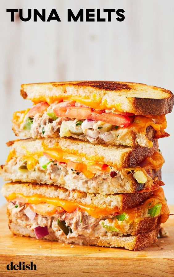Best Tuna Melt