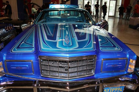 From the Grand National Roadster Show 2015