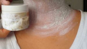 Get Rid Of The Dark Skin Patches On The Inner Thighs, Neck And Underarms In 15 Minutes!