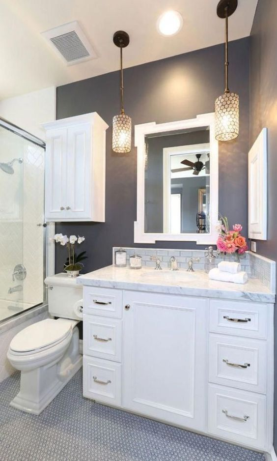 Bathroom Paint Ideas 20 Latest Color Trends To Try Now In 2020 Bathrooms Remodel Stylish Bathroom Amazing Bathrooms