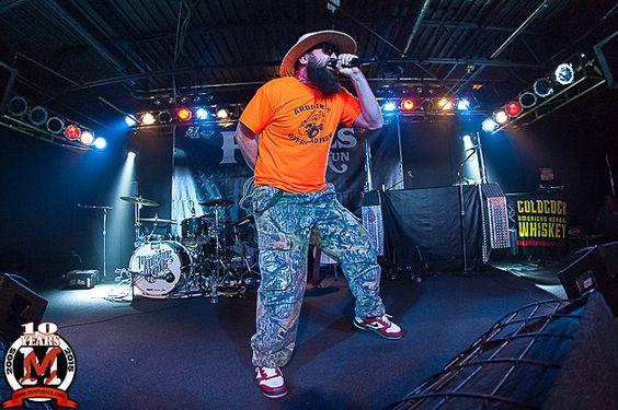 Demun Jones Live Photos From Flint, MI @ The Machine Shop | HICK ...