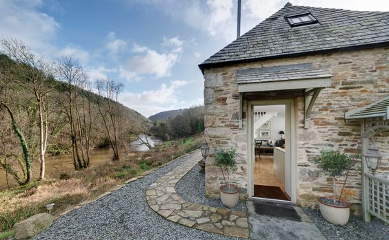 Luxury self-catering cottage Gunnislake, Little Gillyflower Cottage Gunnislake: