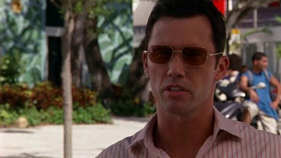 "Burn Notice 3x12 ""Noble Causes"" - Michael Westen (Jeffrey Donovan)"