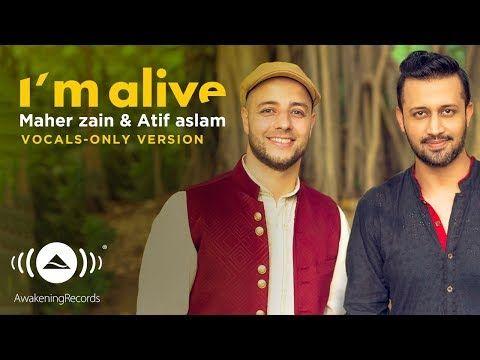 Maher Zain Guide Me All The Way Official Lyric Video Youtube Maher Zain Songs Maher Zain Atif Aslam