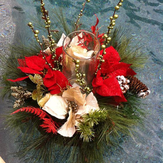 Christmas pool float!