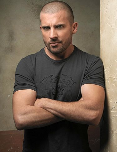 Dominic Purcell. prison break. <3