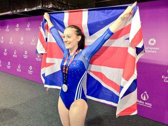 North-East trampolinist Kat Driscoll helps Britain claim two Olympic spots (From The Northern Echo)