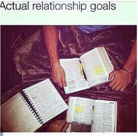 god and relationship goals
