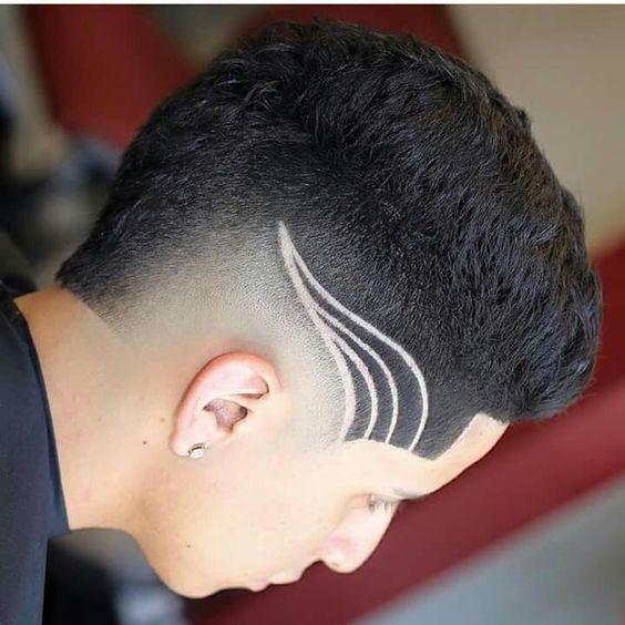 Best 50 Haircuts Designs For Boys 2019 Tatuagens De Cabelo Desenho De Cabelo Masculino Listras Para Cabelo